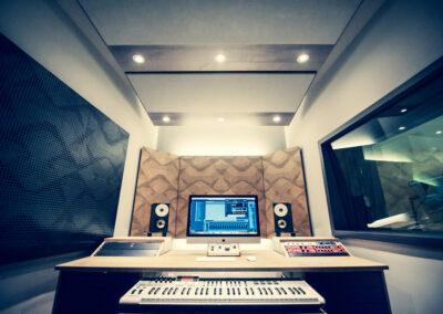 KAFNU  商業錄音室